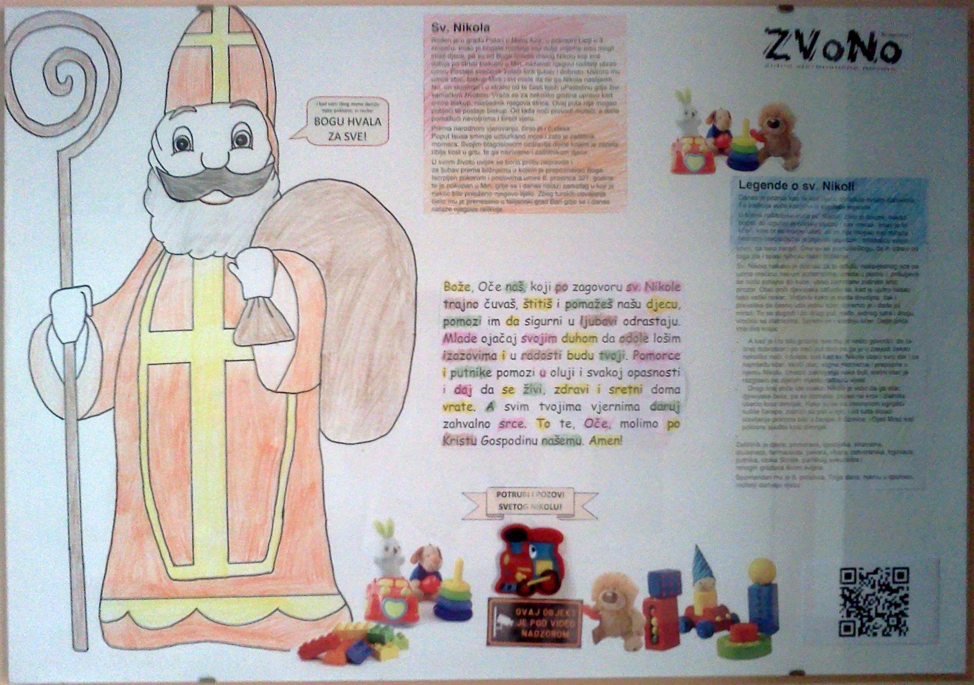 ZVONO - sv Nikola