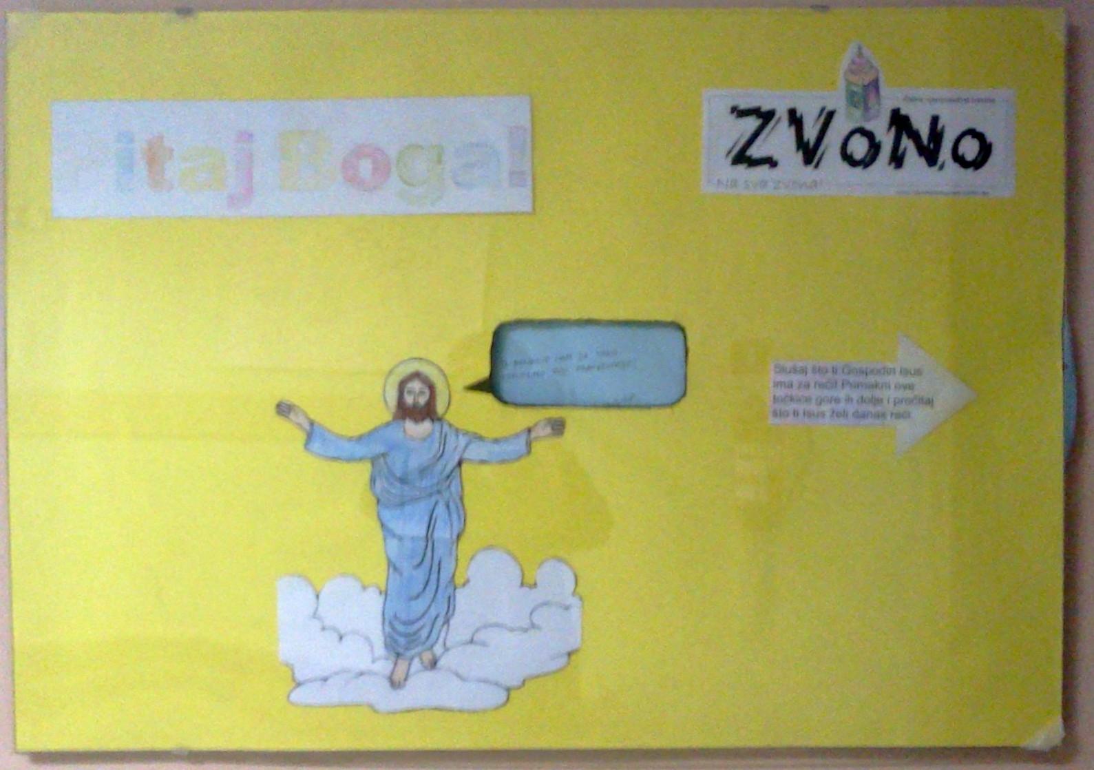 """Plakati """"ZVoNo"""""""