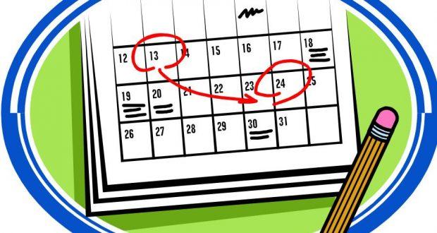 Kalendar školske 2019.-2020. godine